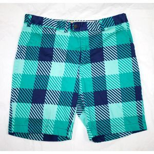 LoudMouth Casual Flat Front Golf Shorts Size 36